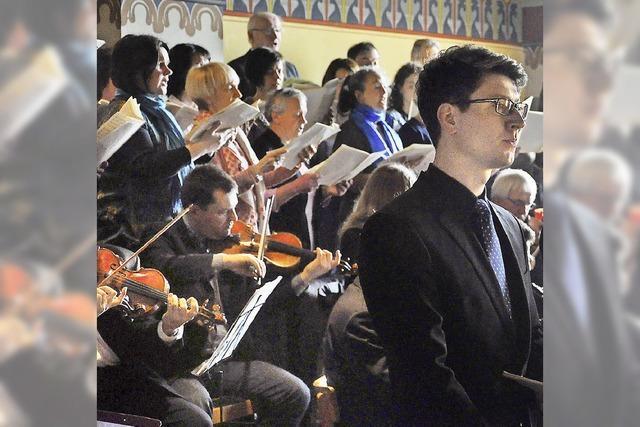 Musikalische Krönung des Osterfestes