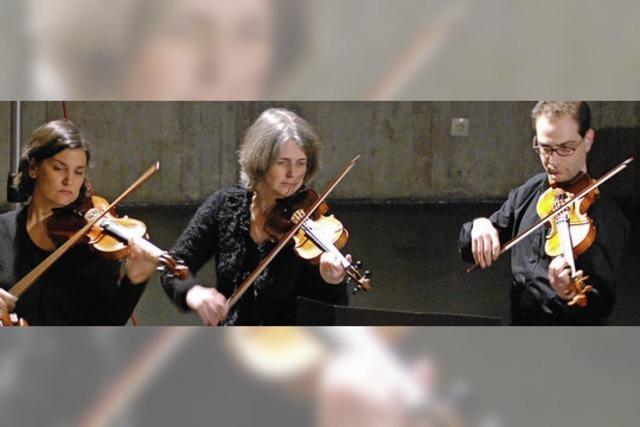 Barocke Begleitmusik für das Auferstehungsfest