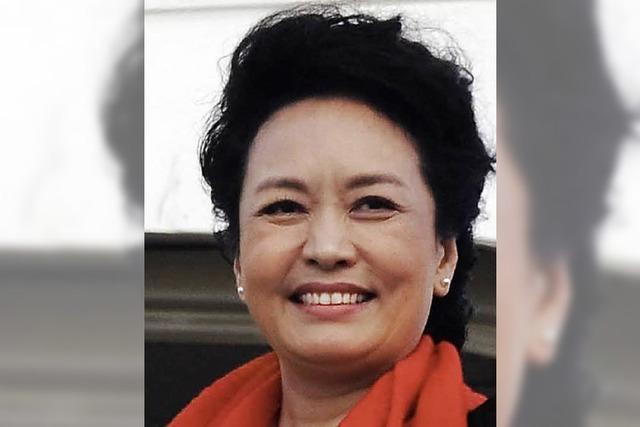 Peng Liyuan: Ein Glücksfall für den neuen Präsidenten