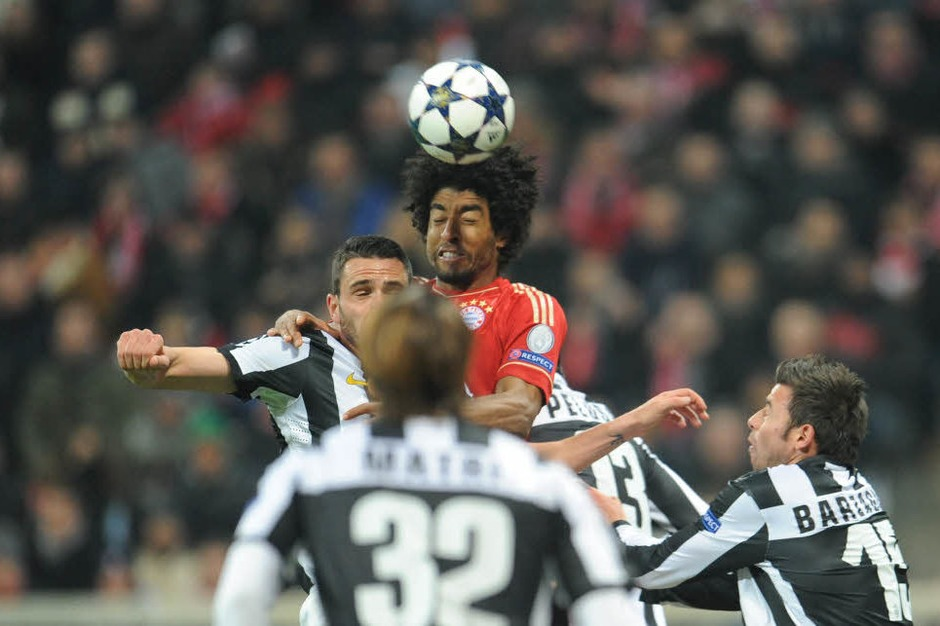 FC Bayern Bayern besiegt Juventus Turin mit 2:0 (Foto: dpa)