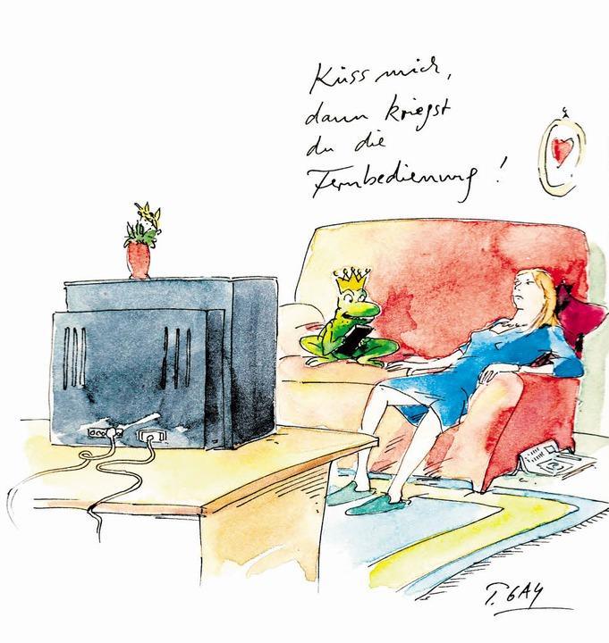 Nach dieser Karikatur von Peter Gayman....<BZ-FotoNurRepro>BZ</BZ-FotoNurRepro>  | Foto: Veranstalter