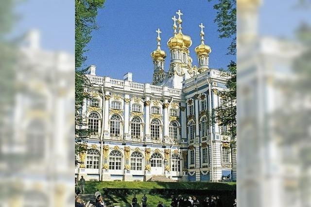 Sankt Petersburgs Pracht erleben