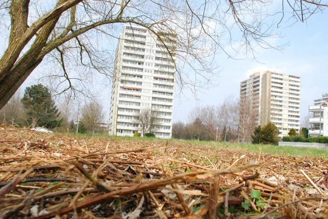 Fécampring: Statt eines Spielplatzes gibt es drei Häuser am See