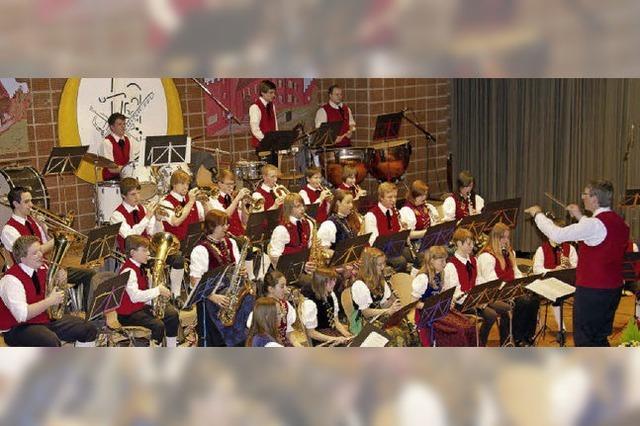 Jungmusiker verdienen großes Lob