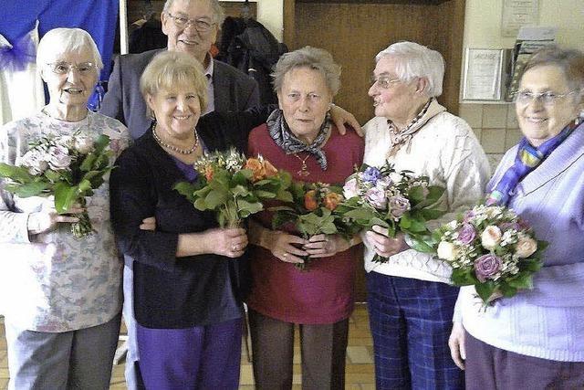 30 Jahre für alte Menschen
