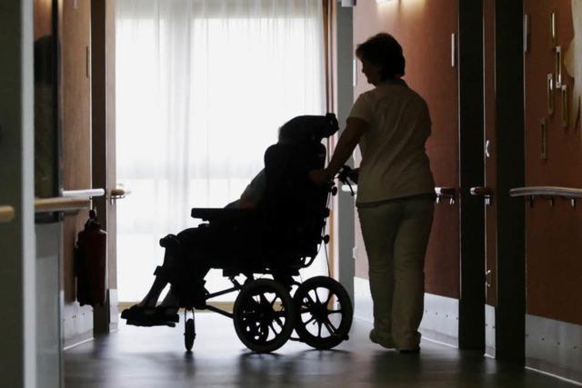 Infos rund um die Pflege