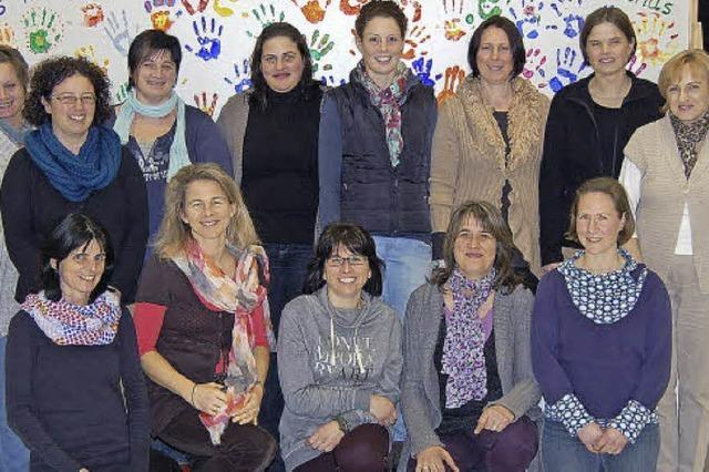 Schulförderverein: Katja Mangold löst Sigrid Schnurr als Vorsitzende ab