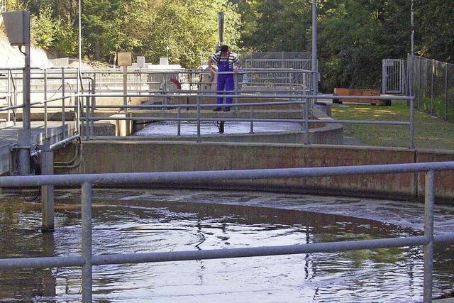 Schlammentwässerung für 60 000 Euro saniert