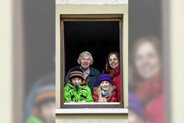 Großfamilie gesucht