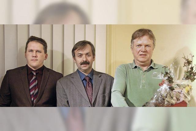 Walter Bürglin sorgt mit 75 Spenden für Aufsehen