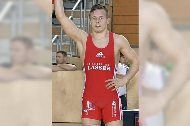 Junioren-Ringer kämpfen um Meistertitel