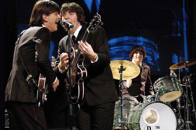 Neun Beatles