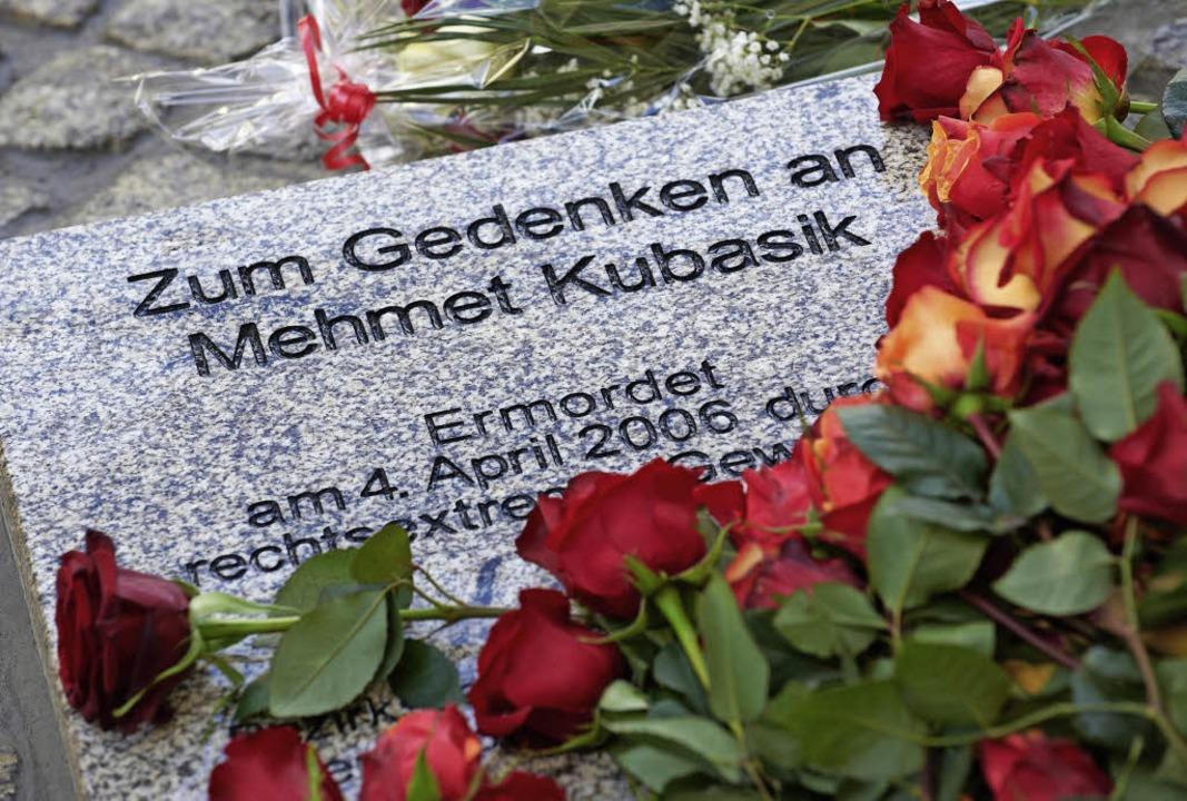 Der türkischstämmige Mehmet Kubasik wa...türkische Journalisten anwesend sein.   | Foto: DPA
