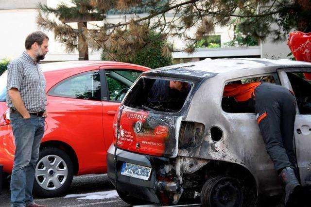 Therapie und Freiheitsstrafe – Brandstifter nimmt Urteil an