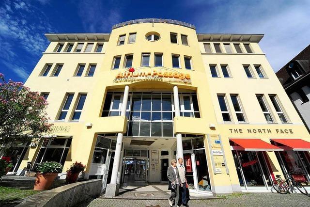 Die Freiburger Altstadt verändert ihr Gesicht