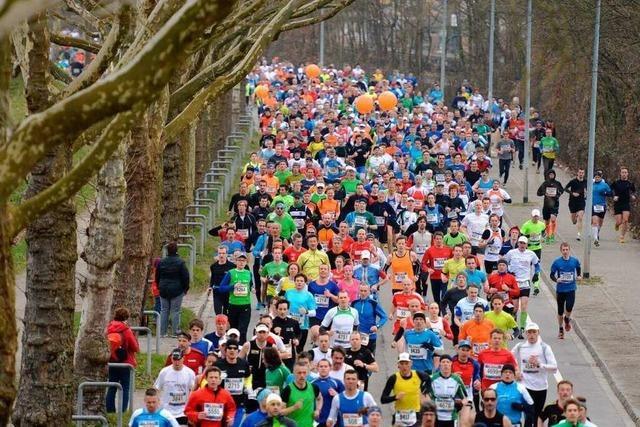 Freiburg-Marathon: Am schnellsten sind Ulrich Benz und Heidrun Besler