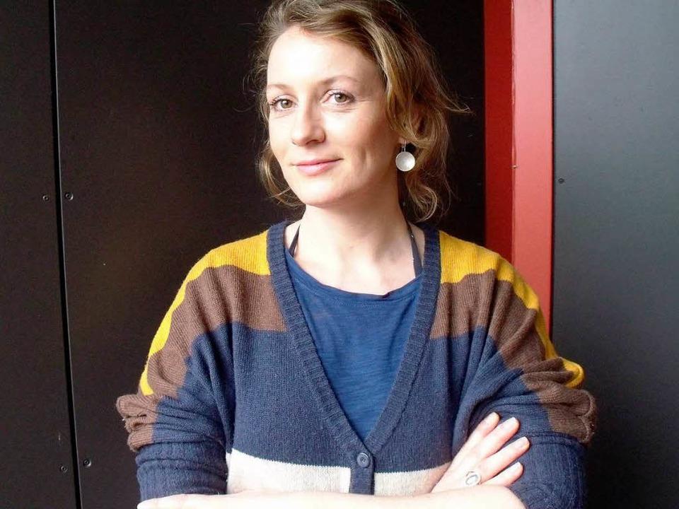 Franziska Kunz forscht zu Kriminalität im Alter  | Foto: Siebold Heinz