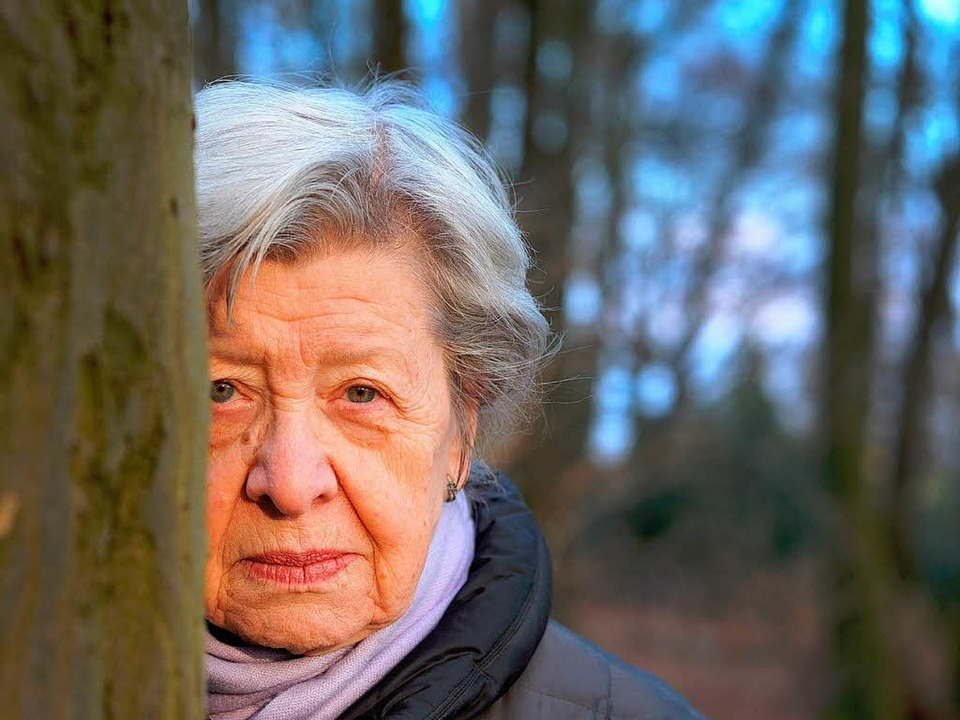 Hat nichts zu verbergen – anders als viele andere in ihrem Alter.  | Foto: GordonGrand - Fotolia