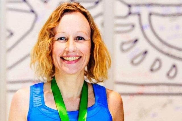 Fotos: Die Jubiläumsläufer vom Freiburg Marathon