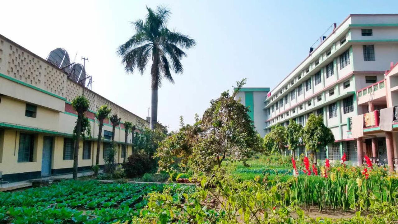 Krankenhaus der Ordensschwestern  in Patna  | Foto: Michael Siebert