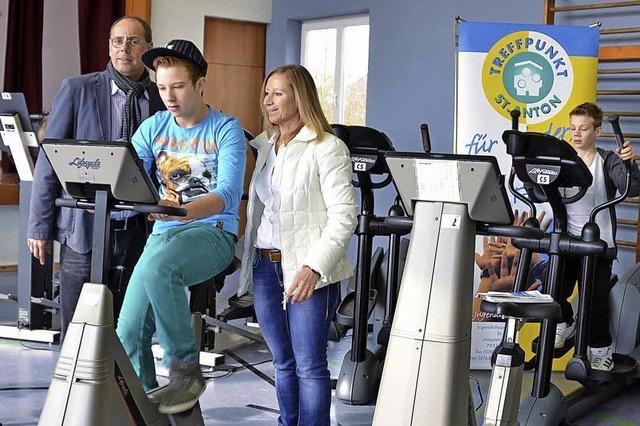 Fitness für die Jugend