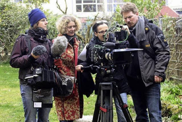 Daniela Schmidt-Langels dreht fürs ZDF ein einstündiges Porträt über Meret Oppenheim