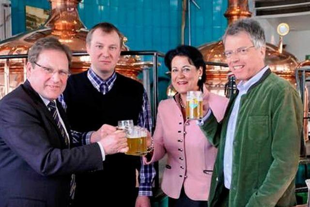 Hausbrauerei Feierling erhält Slow-Brewing-Siegel