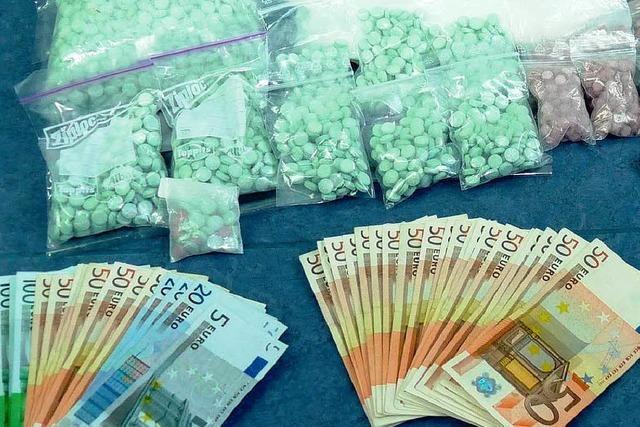 Offenburger Polizei nimmt zwei Rauschgifthändler fest