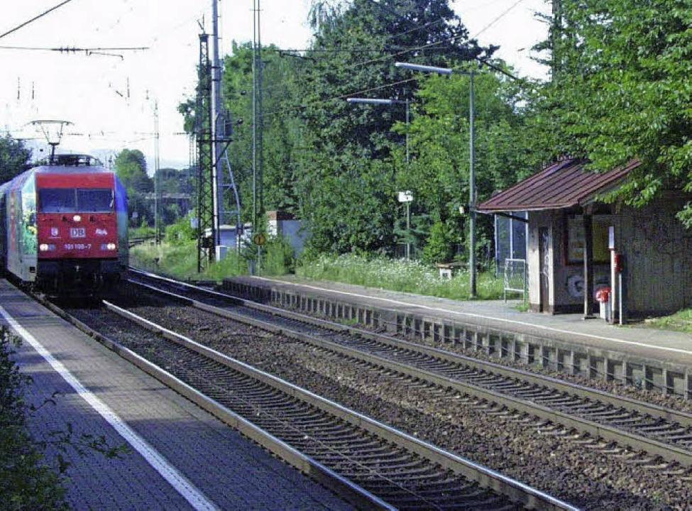 Noch im Sommer 2003 gab es keine Lärms...kt (links),  wie es heute üblich ist.   | Foto: FRank Kiefer