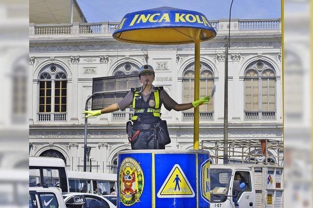 Die Inka, ganz feine Kerle