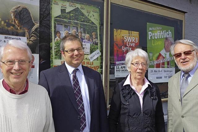 Ein Kinonachmittag speziell für Senioren