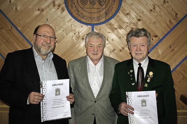 Buchholzer Schützen wurden Landesmeister