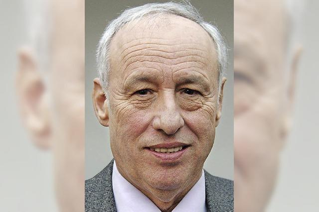 Bürgermeister Jean-Marie Zoellé zur gescheiterten Gebietsreform.
