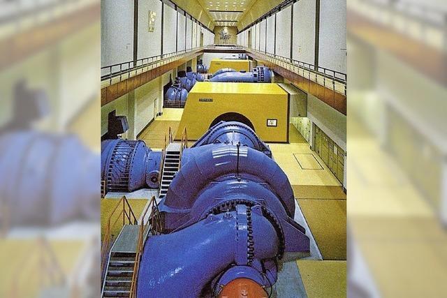 Speichern von Energie in Wasserkraft erfordert hohe Investitionen