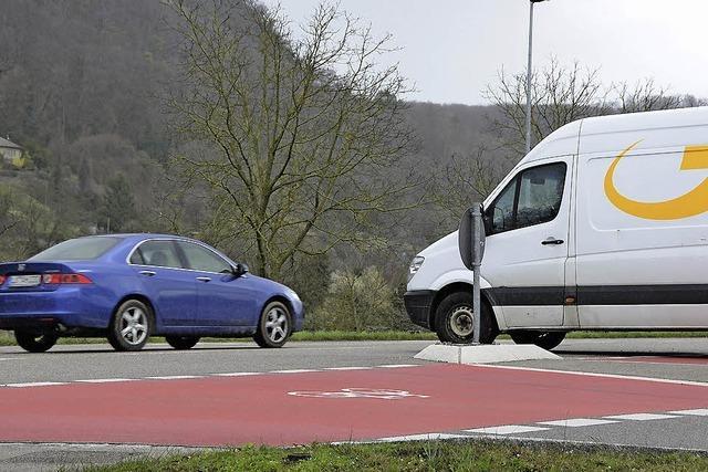 Mehr Radfahrer bei Unfällen betroffen