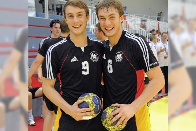 Handball-Länderspiel in Lörrach