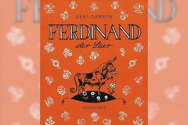 BUCHTIPP: Ferdinand macht, was er will