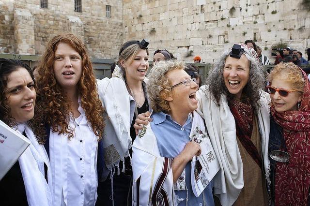 Jüdische Frauengruppe will Klagemauer für alle