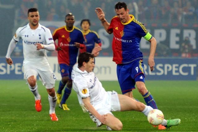 Der FC Basel steht im Halbfinale der Europa League