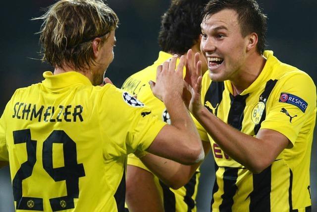 Bayern gegen Barca, BVB gegen Real, Basel gegen Chelsea