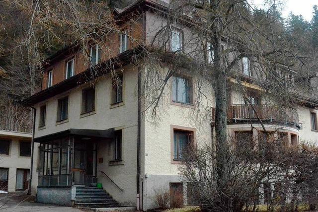 Friedrichshaus wird Unterkunft für Asylbewerber