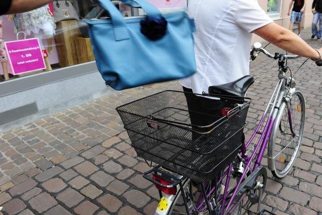 Fahrradkorb-Diebstähle: Polizei überführt Serientäter