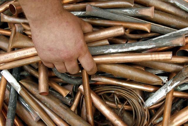 Hohe Haftstrafen für Buntmetalldiebe – Beute im Wert von 400.000 Euro