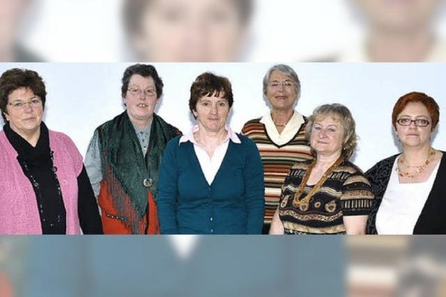 Organisatorinnen vieler sozialer Hilfsprojekte