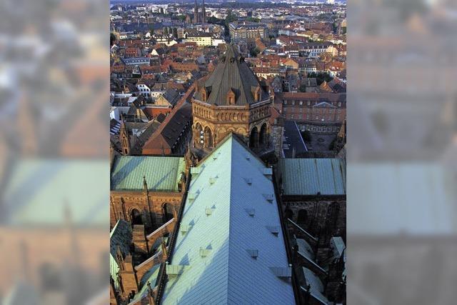2015 feiert Straßburg 1000 Jahre Münster
