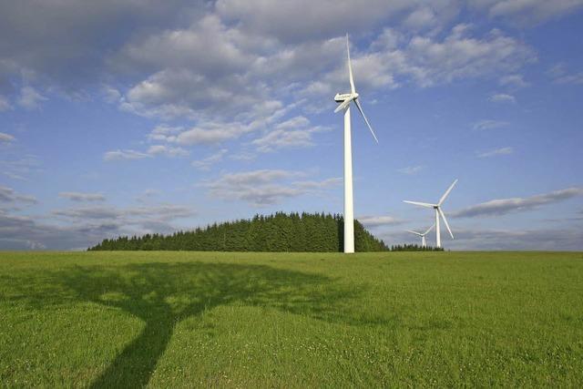 Hindernisse für Windkraft