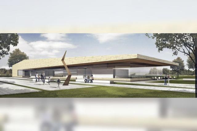 Entscheidung über den Bau des Bürgerhauses