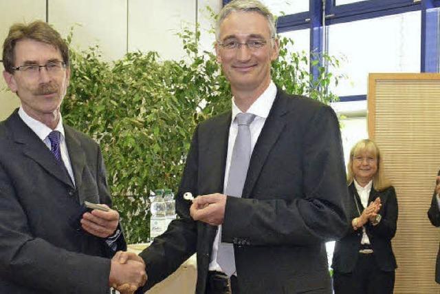 Neuer Standortleiter bei Evonik in Rheinfelden