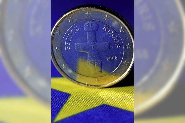 Finanzminister stimmen für Zypern-Rettung