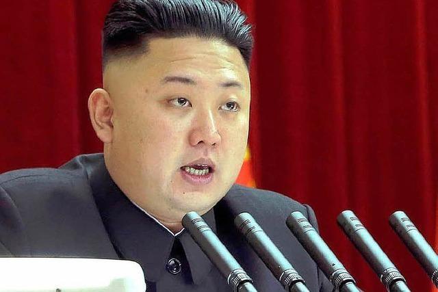 Zwischen Witzfigur und Schreckgestalt: Kim Jong-un